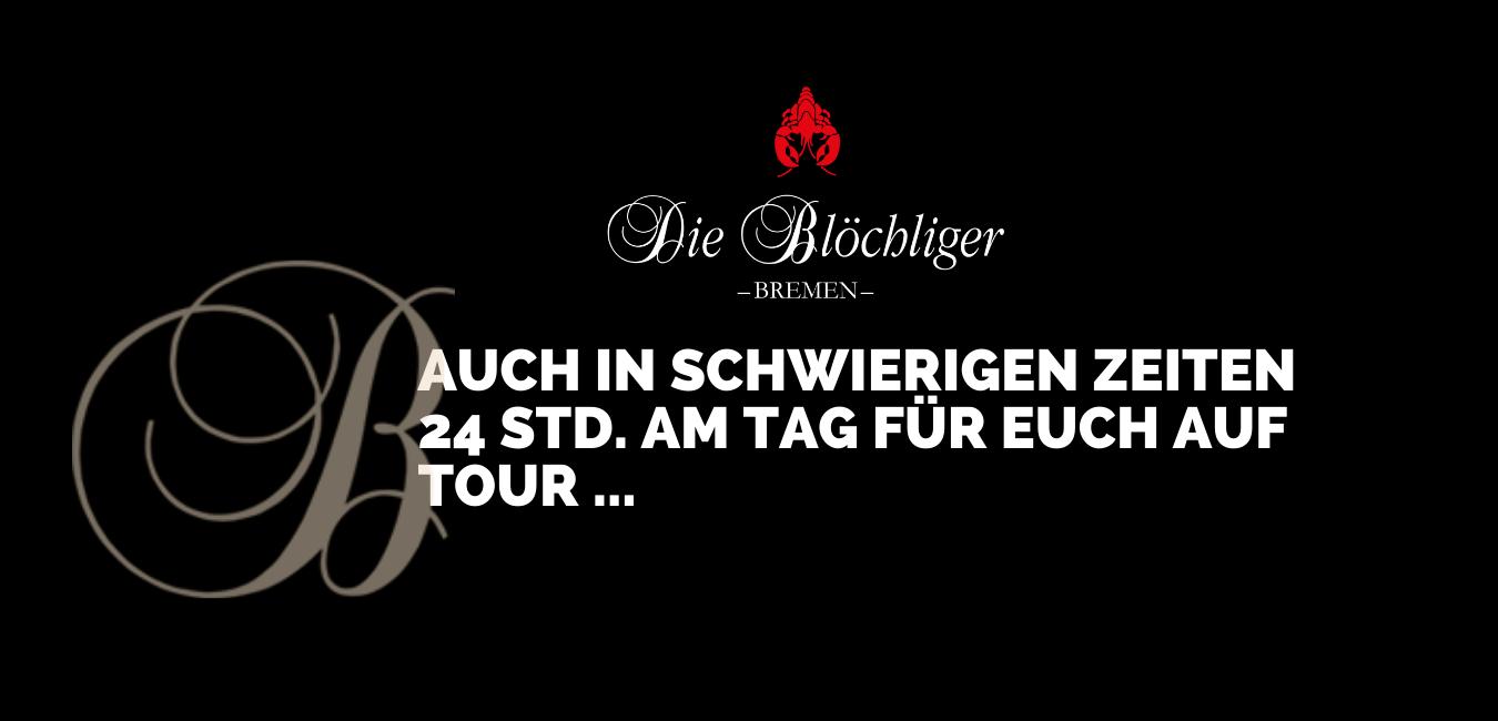 Blöchliger on Tour