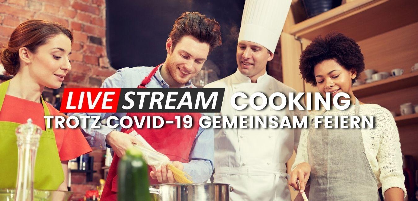 livestream cooking